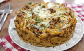 Penne Pie – TODAY