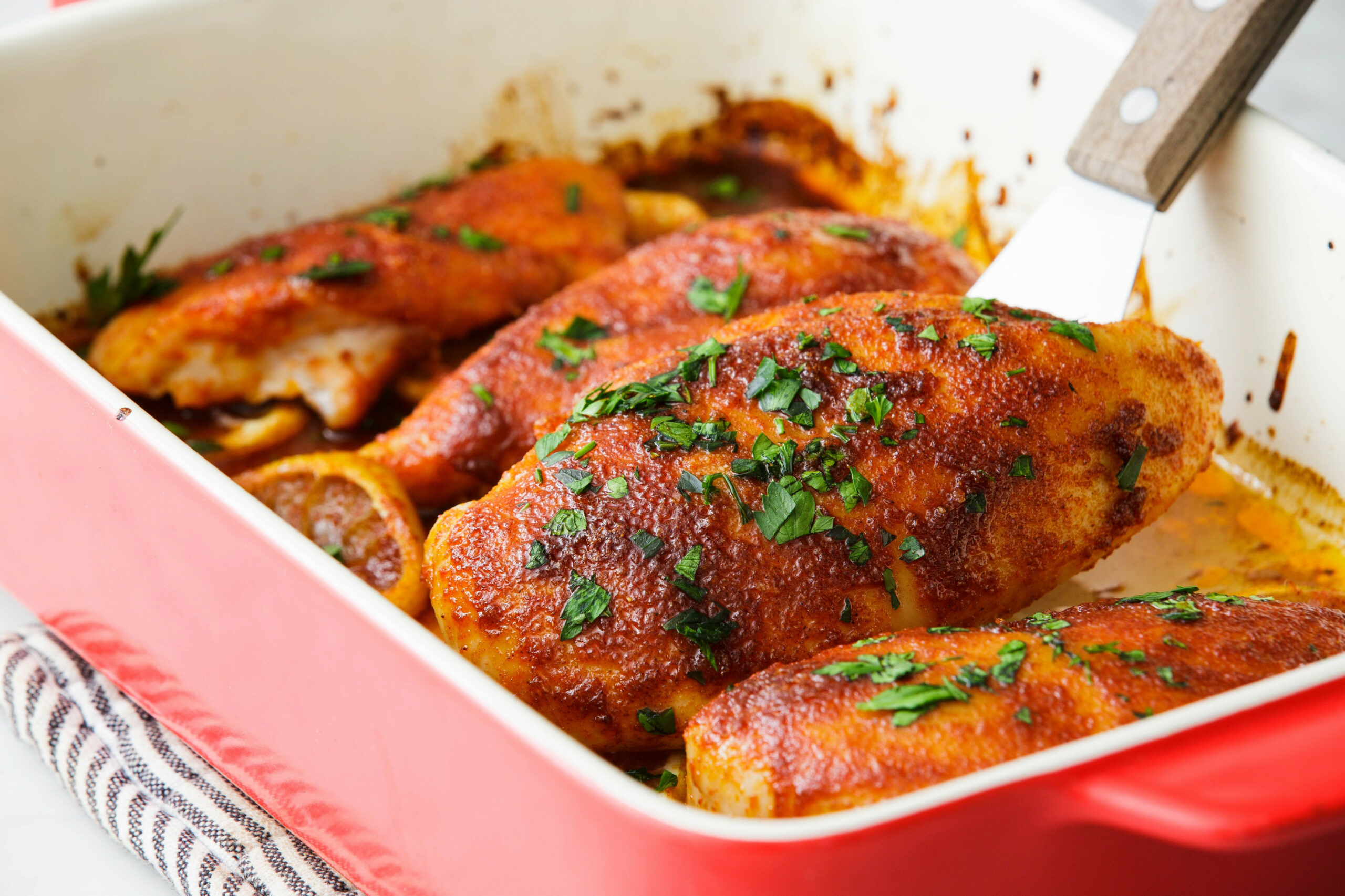 Perfect Baked Chicken Breast - recipes with chicken breast