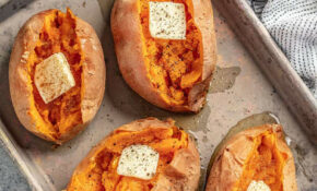 Perfect Baked Sweet Potatoes – Recipes Sweet Potatoes Healthy