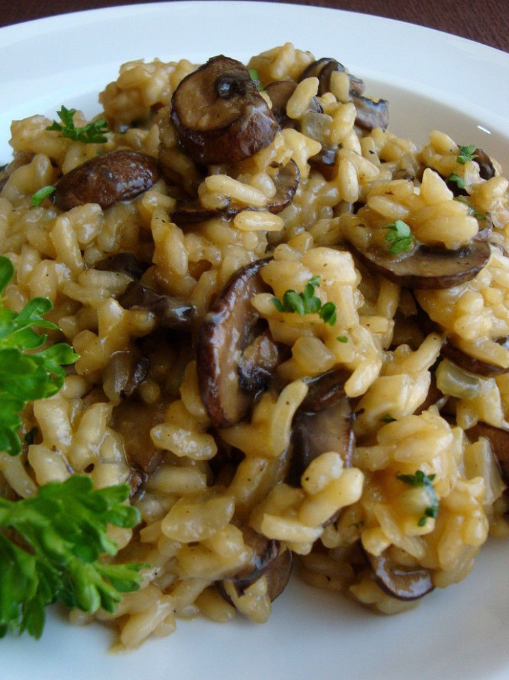 Perfect Mushroom Risotto with Risotto Tutorial | Appetizer ..