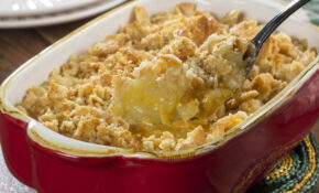 Perfect Pineapple Casserole | MrFood.com
