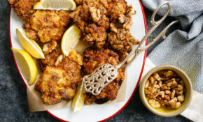 Persian Fried Chicken Recipe – NYT Cooking – New York Times Recipes Chicken