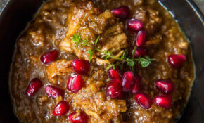 Persian Pomegranate Chicken (Fesenjan) Recipe ..