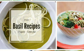 Pesto Primavera Pasta And Other Fresh Basil Recipes | Fresh ..