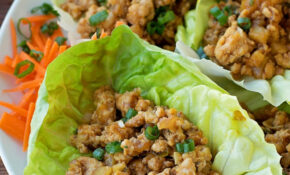 PF Chang's Chicken Lettuce Wraps Recipe | Lil' Luna – Lettuce Wrap Recipes Chicken