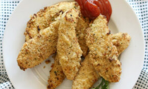 Pickle Brined Chicken Tenders – Recipe Girl® – Weight Watchers Chicken And Zucchini Recipes