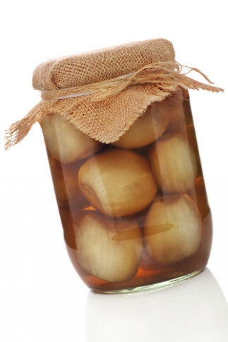Pickled Onions | Stay at Home Mum - vegetarian xmas recipes