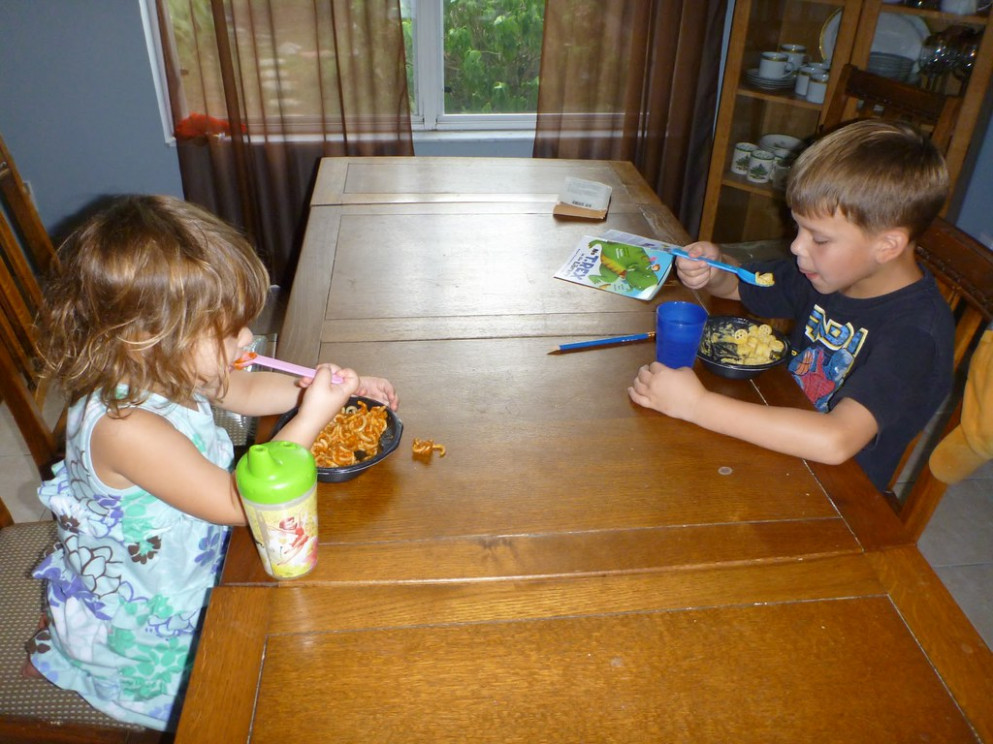 Picky Eaters Eating Kidfresh By Winforfun - Dinner Recipes With Frozen Meatballs