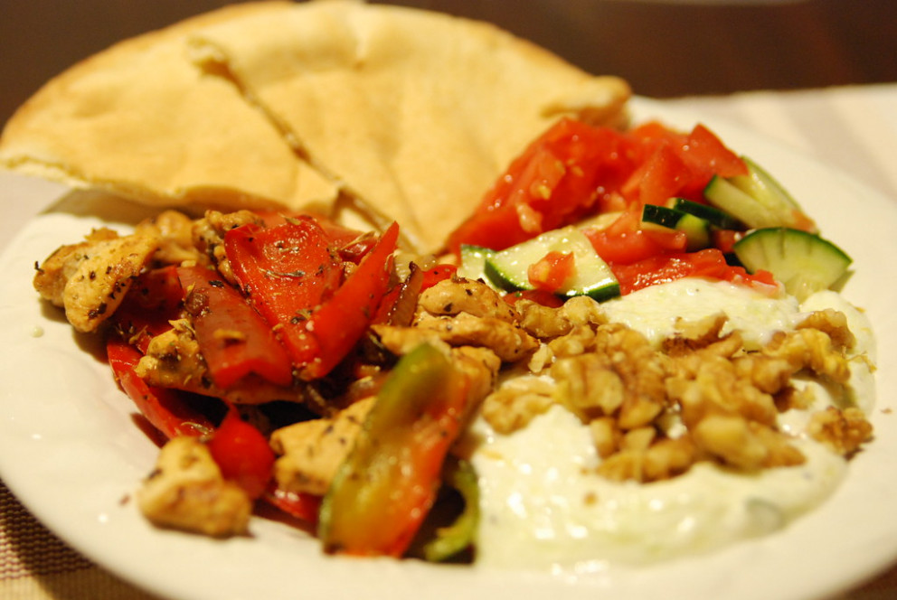 "Picture of the Day - February 26, 2013 / ""Greek"" Food - recipes of mexican food"