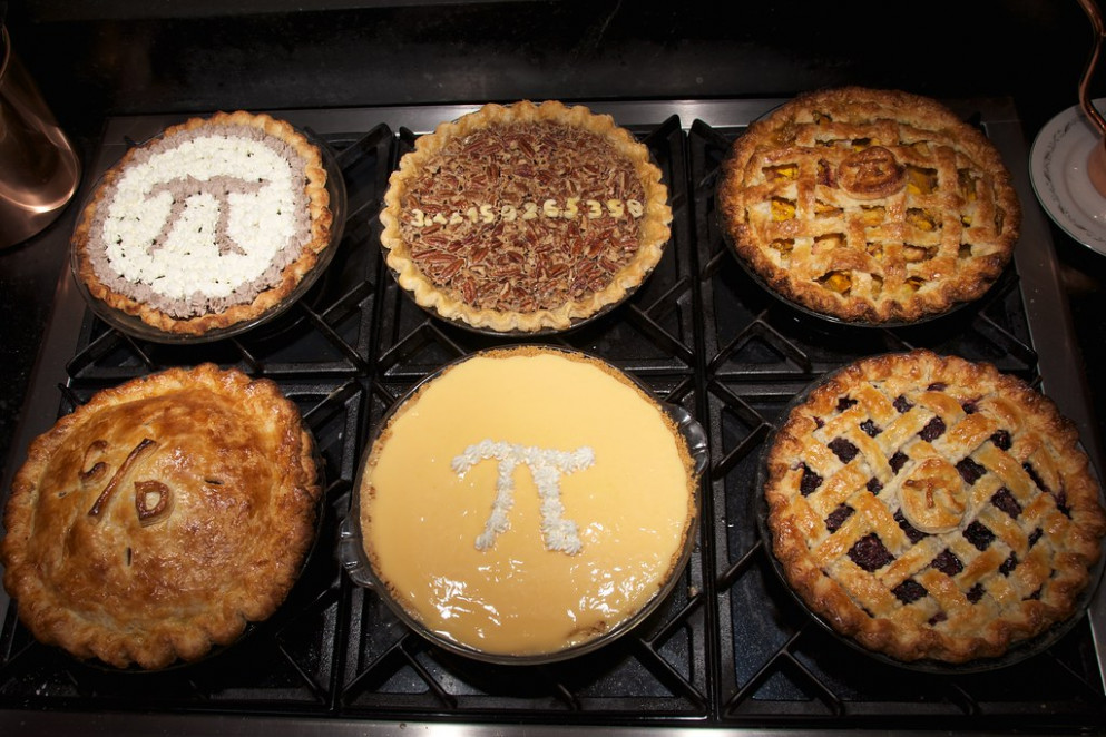Pie for Pi Day, 2011 - food recipes names