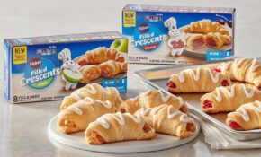Pillsbury Is Now Making Filled Crescents That Taste Just ..