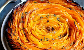 Pin By Marge Banbury On Baking Ideas | Hasselback Potatoes ..