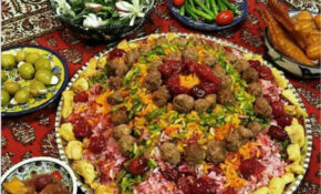 Pin By Monir Rahmanian On Persian Food | Food, Iran Food ..
