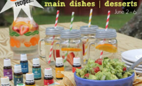 Pin On Get Oily – Food Recipes Using Essential Oils