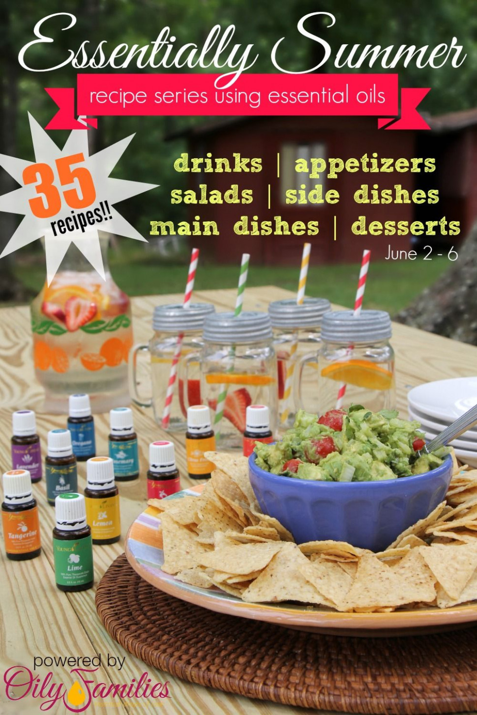Pin on Get Oily - food recipes using essential oils