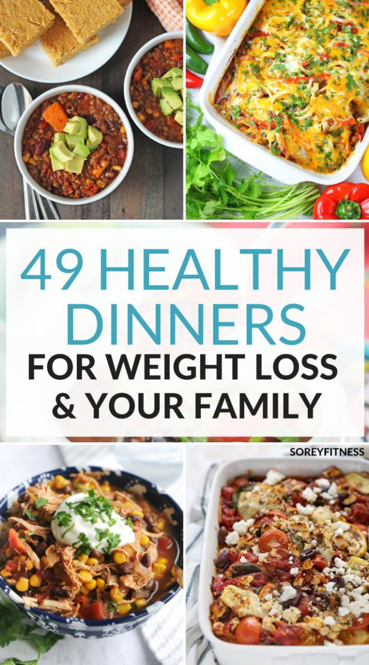 Pin On Healthy Dinner Recipes - Dinner Recipes Healthy Family