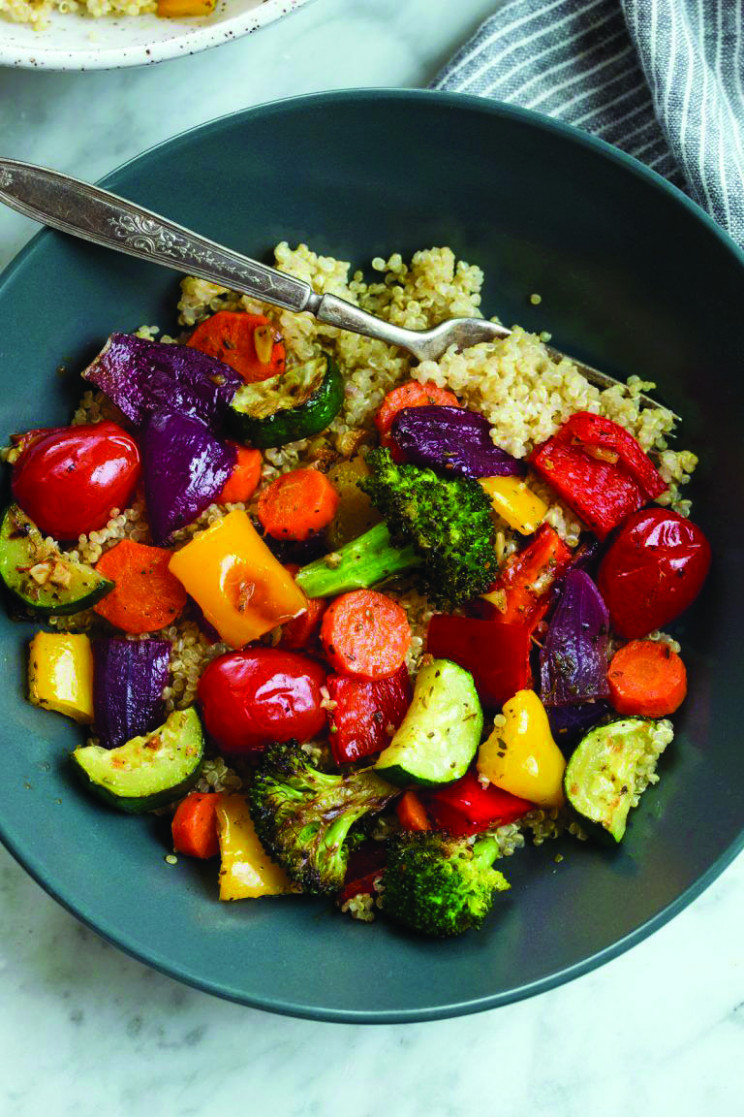Pin on Roasted vegetables - healthy recipes on pinterest