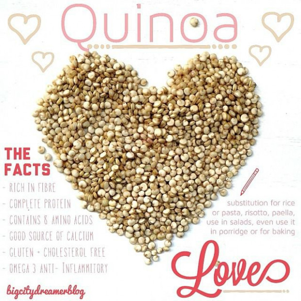 Pin on Weight Loss - healthy quinoa recipes for weight loss
