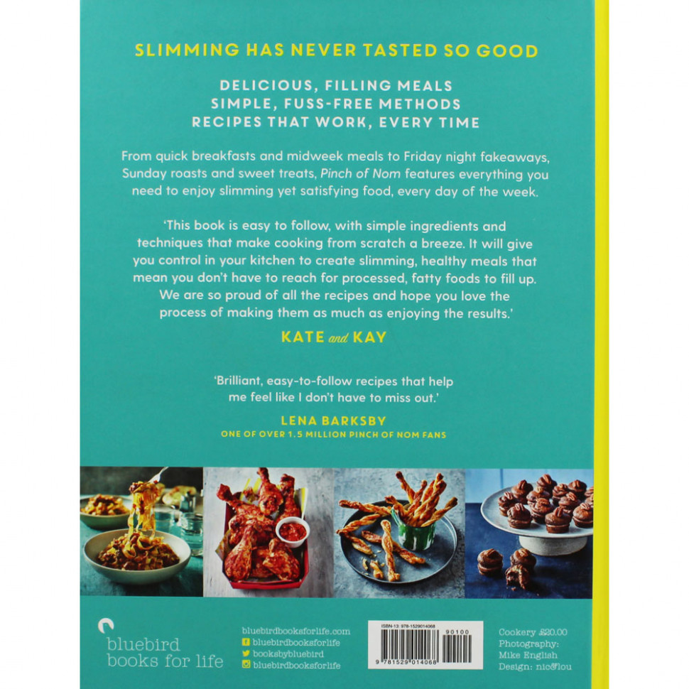 Pinch of Nom - 15 Slimming Home-Style Recipes by Kate Allinson & Kay  Featherstone | Healthy Eating Books at The Works - chicken recipes pinch of nom