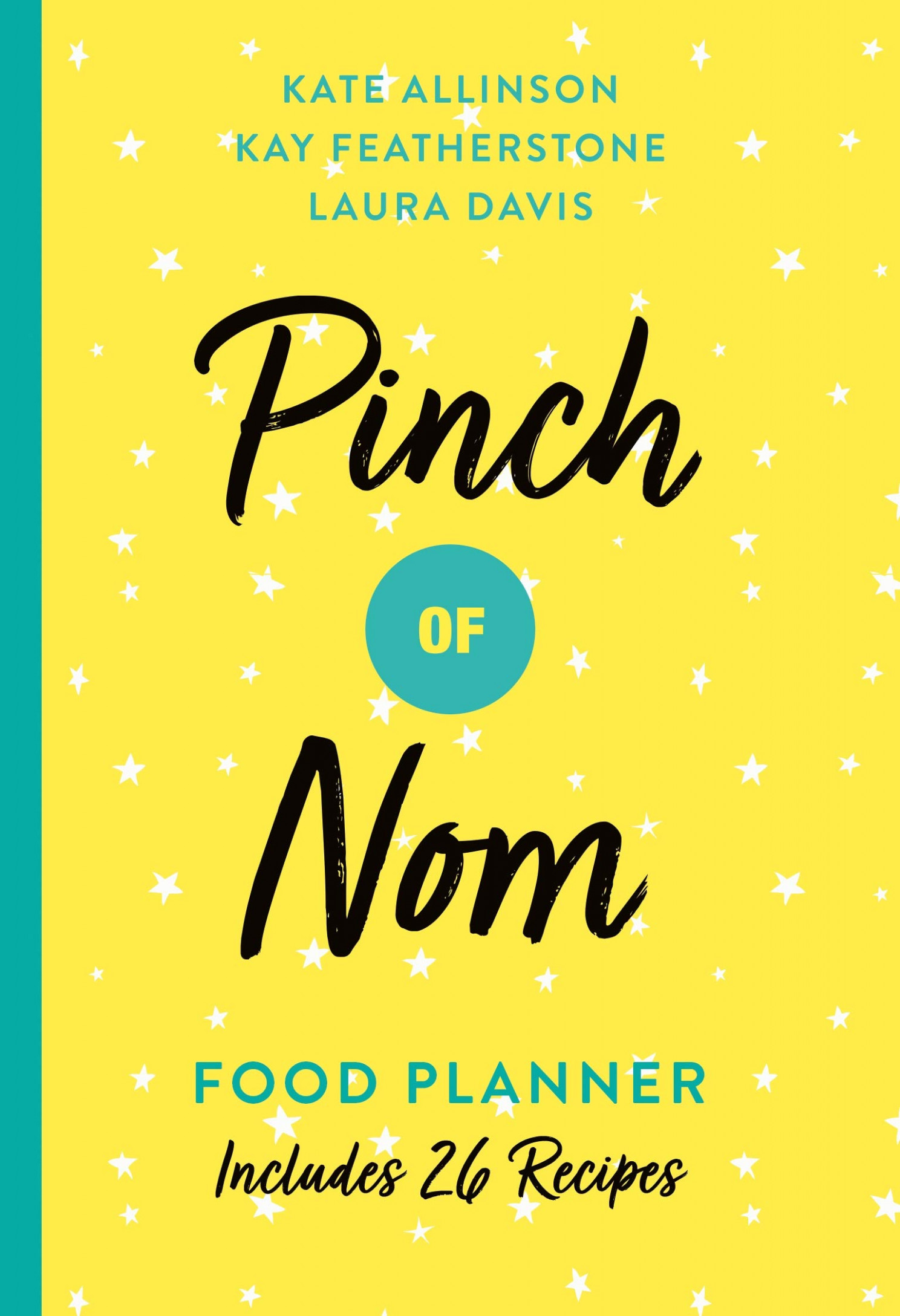 Pinch of Nom Food Planner: Includes 15 New Recipes: Amazon ..
