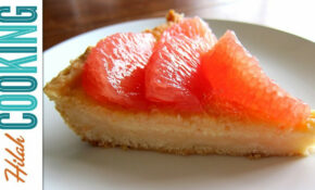 Pink Grapefruit Pie – Unique Dessert Recipe – Recipes For ..
