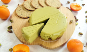 Pistachio Nut Cheese Recipe – Quick, Vegan And Dairy Free – Nut Recipes Vegetarian
