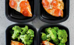 Pizza Chicken Meal Prep Recipe – Meal Prep On Fleek™ – Chicken Recipes Meal Prep