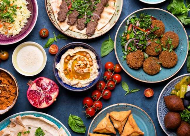 Plan a Lebanese Feast for Your Next Dinner Party | Allrecipes - arabic food recipes with pictures
