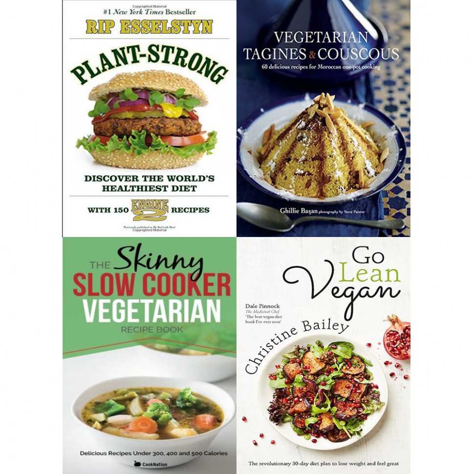 Plant strong, vegetarian tagines and couscous [hardcover ..