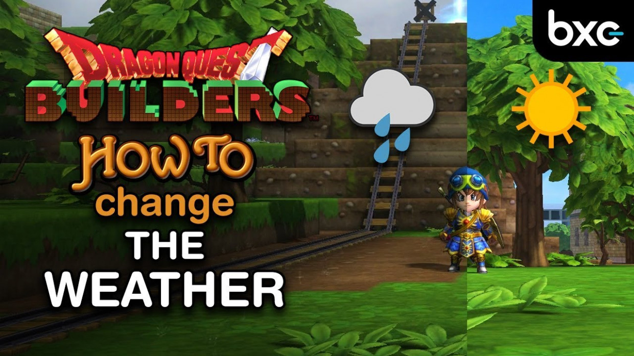 Playing Dragon Quest Builders 10 with Wood - food recipes dqb2