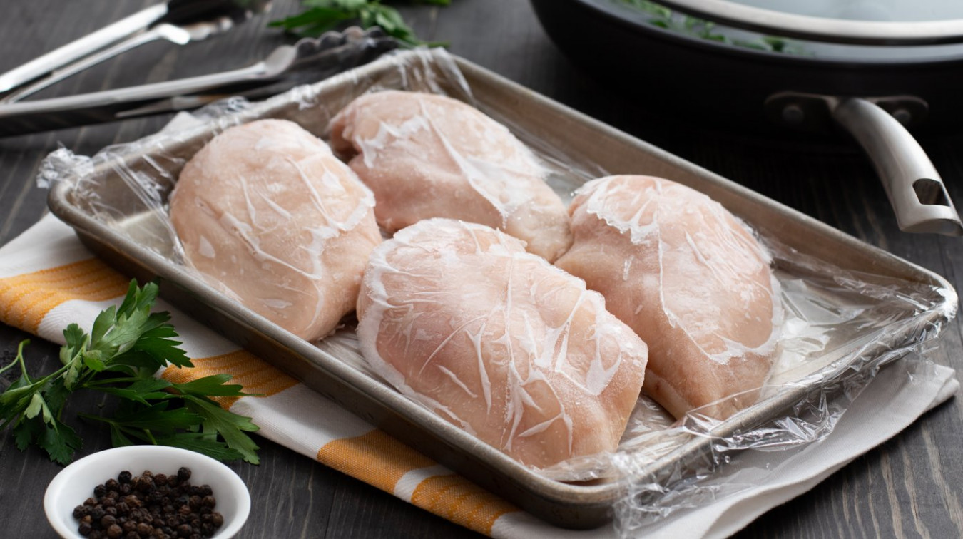 Poached Chicken from Frozen - recipes poached chicken