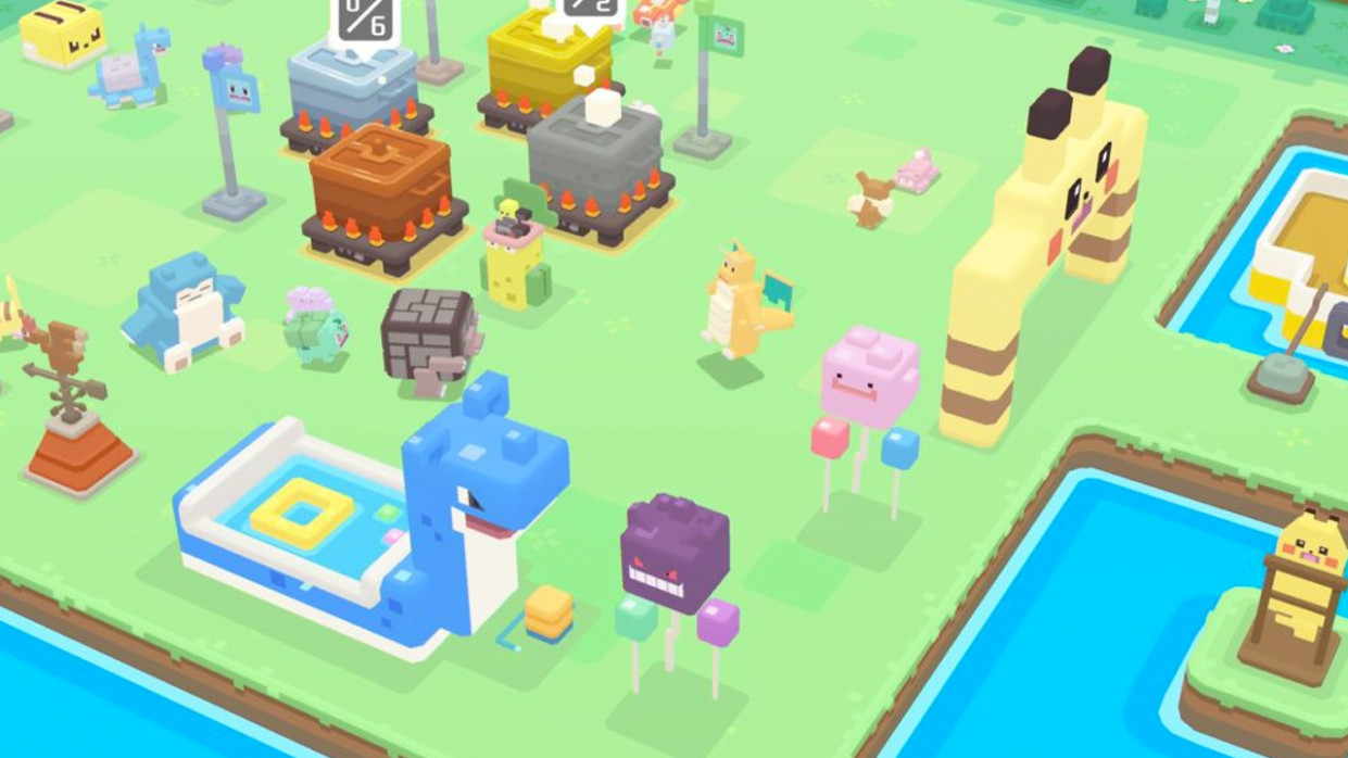 Pokemon Quest recipes - What they are, which Pokemon they ..