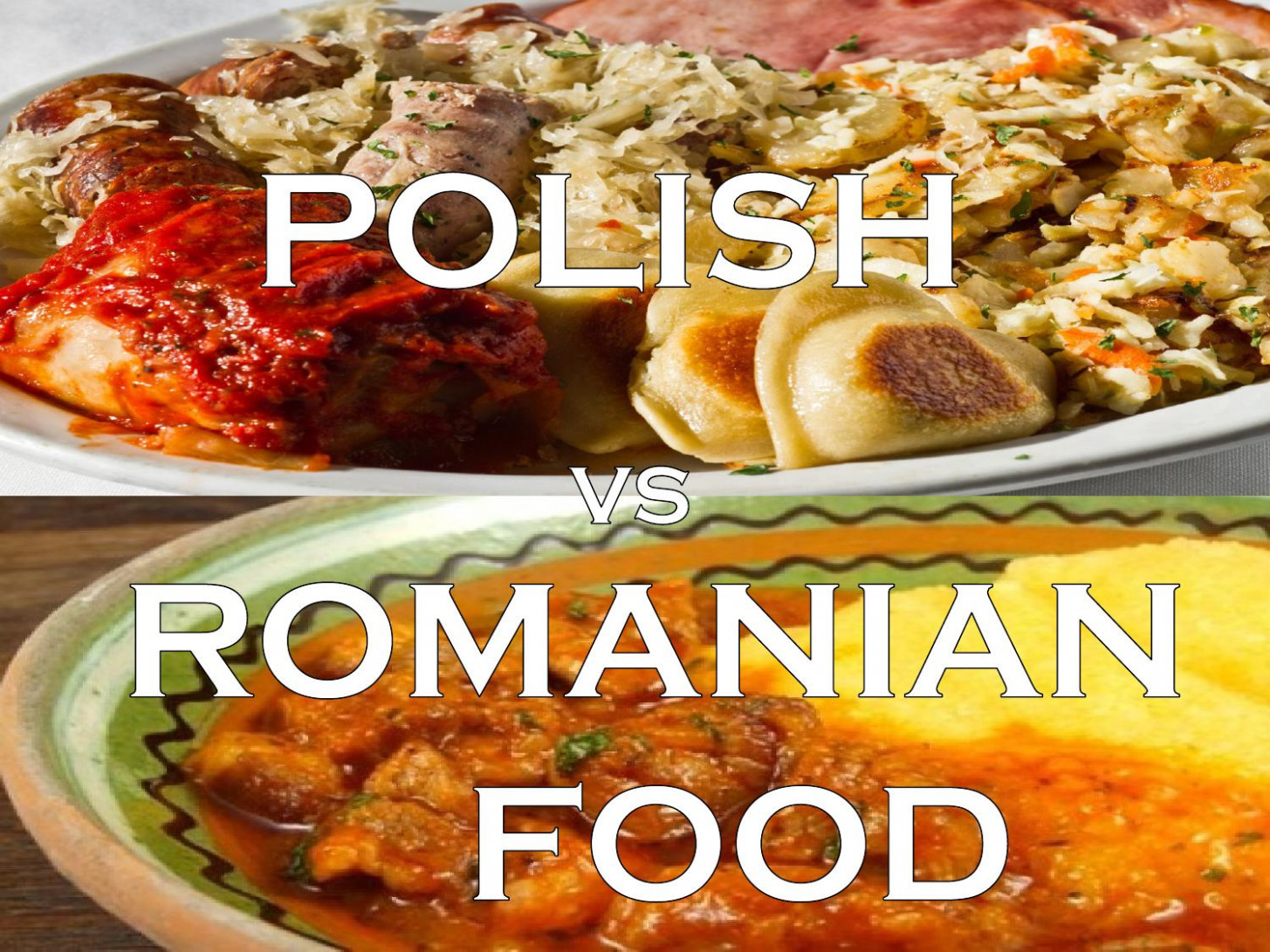 Polish vs romanian food by Nina C - issuu - recipes romanian food