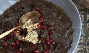 Pomegranate And Walnut Chicken Stew – Walnut Recipes Dinner