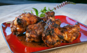 Pomegranate, Sriracha And Mint Chicken Drumettes – Jul 11 – Chicken Recipes Dinner Party