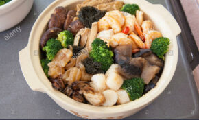 Poon Choi Hong Kong Cantonese Cuisine Big Feast Bowl For ..