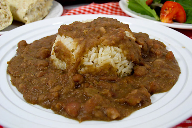 Popeyes Recipe For Red Beans And Rice - Recipe Vegetarian Red Beans And Rice