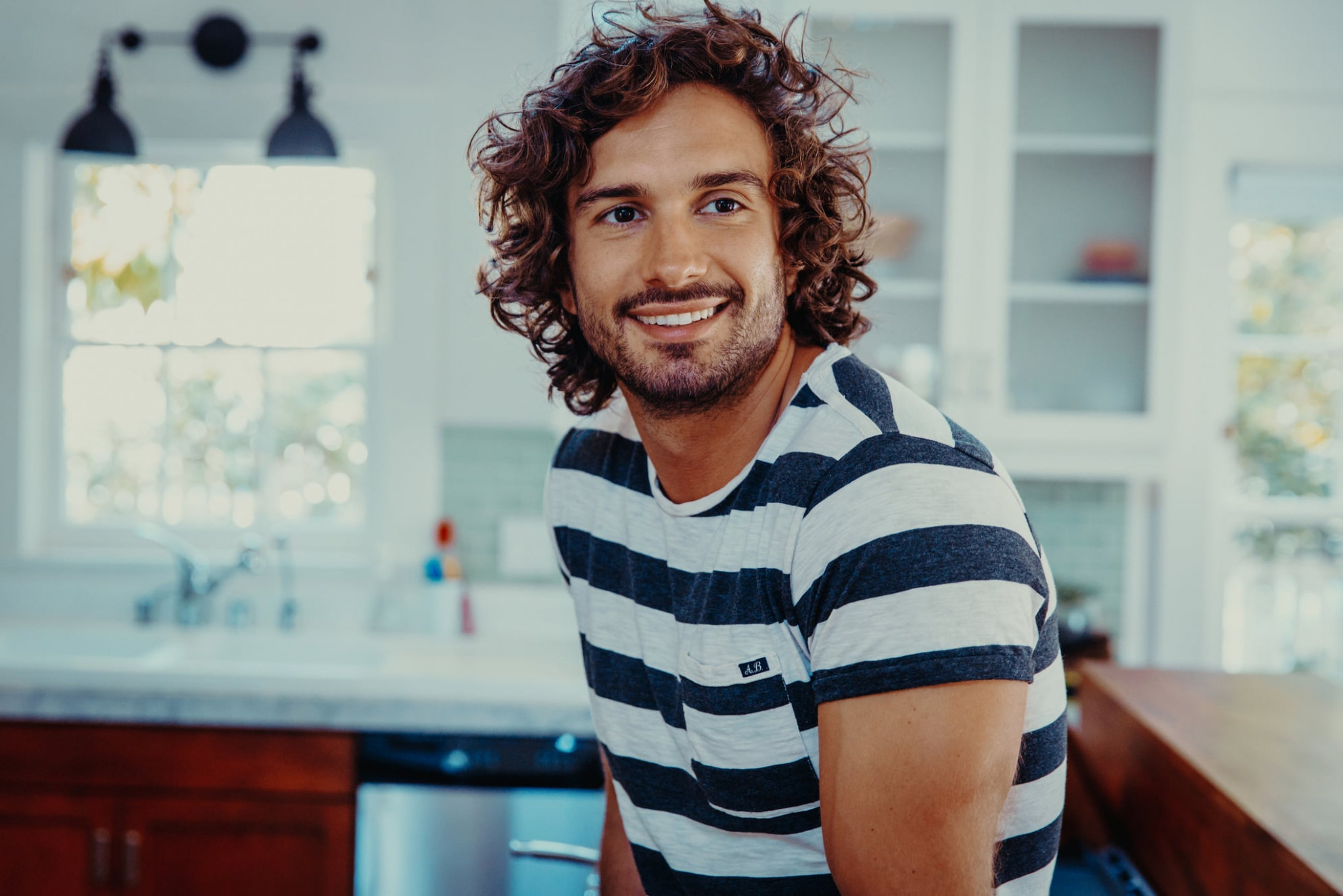 POPSUGAR Interview: The Body Coach, Joe Wicks | POPSUGAR ..