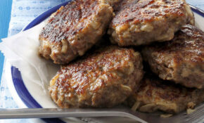 Pork Sausage Patties Recipe | Taste Of Home – Recipes Using Breakfast Sausage Links For Dinner