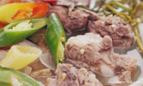 Pork Sinigang –  Philippines Hot And Sour Pork Ribs Soup – Food Recipes On Instagram