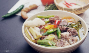 Pork Sinigang –  Philippines Hot And Sour Pork Ribs Soup – Food Recipes On Pinterest