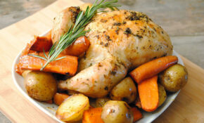 Pot Roast Chicken – Recipes Sunday Dinner
