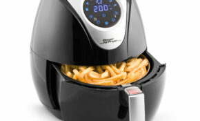 Power AirFryer Heissluftfritteuse 15W – Power Airfryer Xl Recipes Chicken Wings