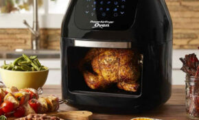 Power AirFryer Oven Review & Giveaway – Steamy Kitchen – Air Fryer Xl Recipes Chicken Wings