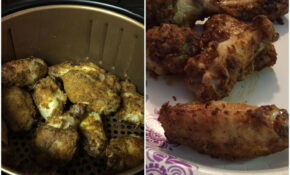 Power AirFryer XL Chicken Wings | Air Fryer Recipes, Food ..