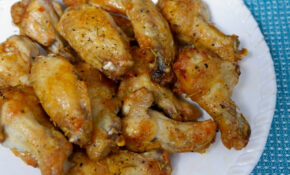 Power AirFryer XL – Oil Less Air Fryer – Powered By Mom – Power Airfryer Xl Recipes Chicken Wings