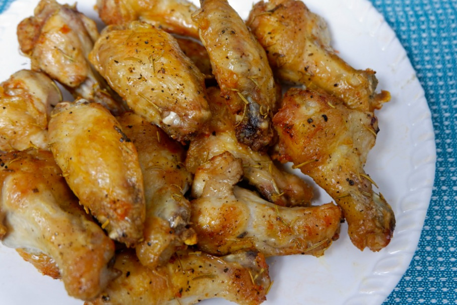 Power AirFryer XL - Oil-Less Air Fryer - Powered By Mom - power airfryer xl recipes chicken wings