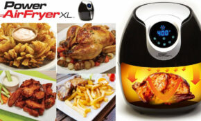 Power Airfryer XL Recipes Fish And Chips And Reviews Step By Step – Power Air Fryer Xl Recipes Chicken