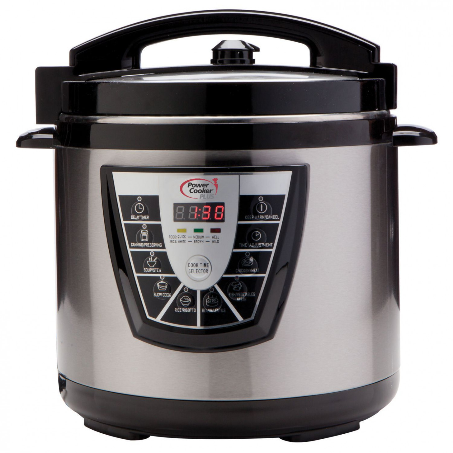 Power Cooker plus Pressure Cooker - power pressure cooker xl healthy recipes