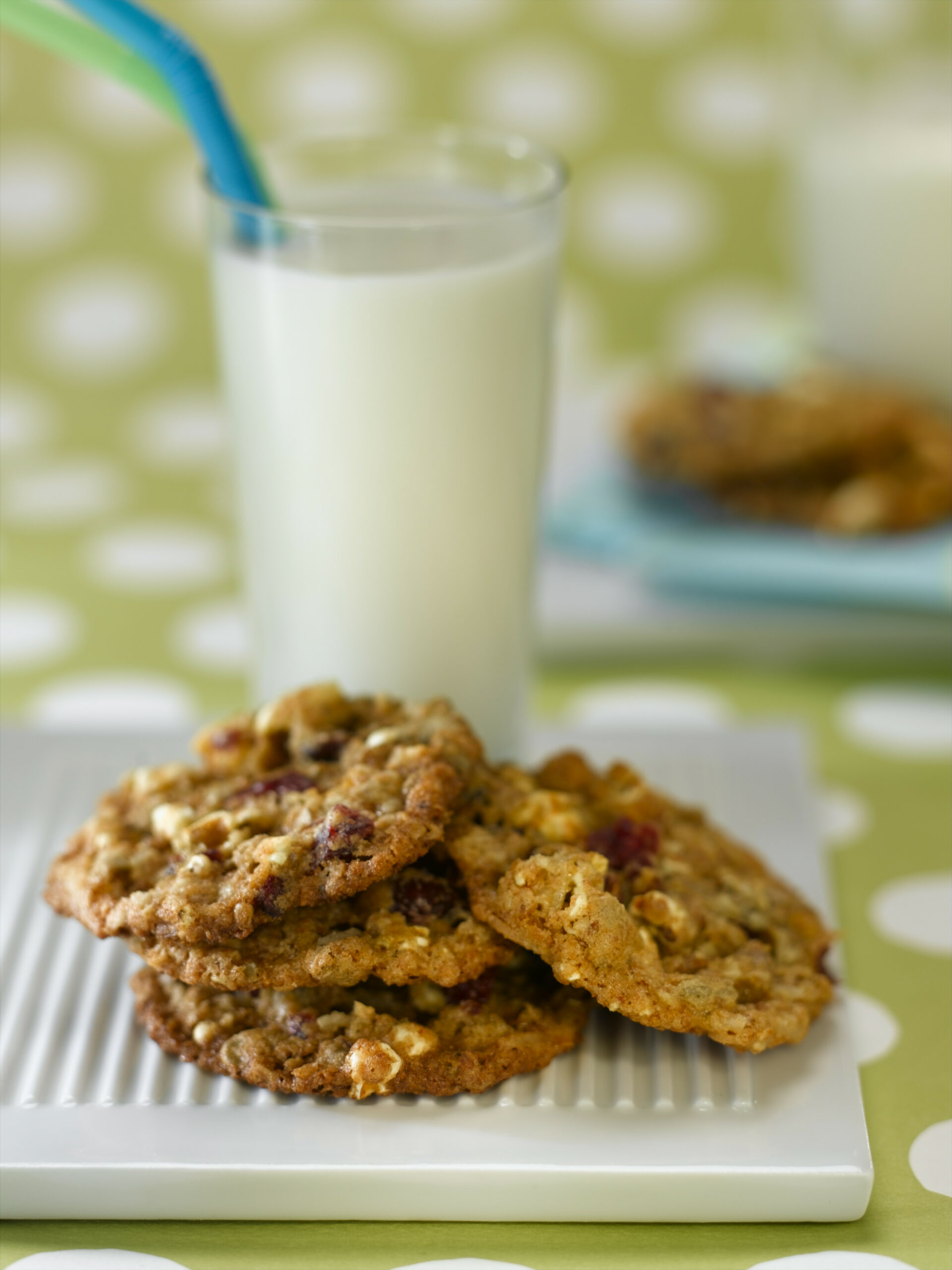 Power packed popcorn cookies - cookie recipes that are healthy